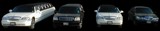 Adventure Limousine & Sedan Service - Luxury Fleet